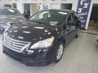 Used 2014 Nissan Sentra SV / AUTOMATIQUE / AIR CLIMATISÉ / CRUIS for sale in Sherbrooke, QC