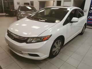 Used 2012 Honda Civic EX / TOIT OUVRANT / CRUISE / AIR CLIMATI for sale in Sherbrooke, QC