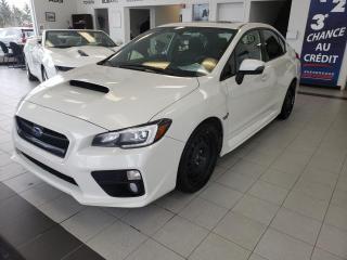 Used 2017 Subaru Impreza WRX AWD / TOIT OUVRANT / CAMERA / CRUISE / S for sale in Sherbrooke, QC