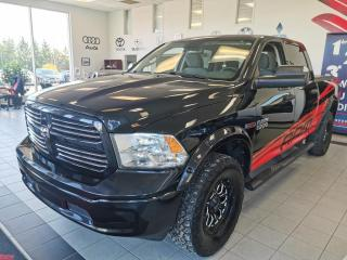 Used 2015 RAM 1500 TRADESMAN / CREW CAP / ECODIESEL / NAVIG for sale in Sherbrooke, QC