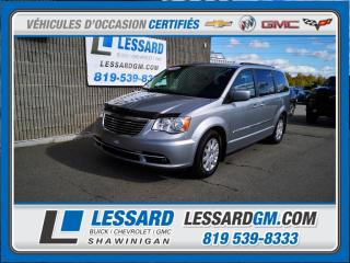 Used 2014 Chrysler Town & Country TOURING, STOW&GO, CAMERA DE RECUL,SIEGE ELECTRIQUE for sale in Shawinigan, QC