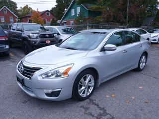 Used 2015 Nissan Altima 2.5 SL for sale in Brampton, ON