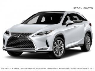 Used 2020 Lexus RX 350 F Sport Series 2 [G] for sale in Edmonton, AB