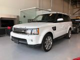 Photo of White 2013 Land Rover Range Rover Sport