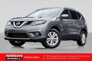 Used 2015 Nissan Rogue SV AWD AWD / CLÉ INTELIGENT / CAMERA DE RECUL / BLUETOOTH for sale in Montréal, QC