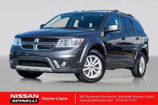 Used 2015 Dodge Journey SXT GARANTIE PROLONGÉ MAI 2020 / 7 PASSAGERS /  AIR CLIMATISÉ / BLUETOOTH for sale in Montréal, QC