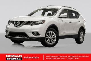 Used 2015 Nissan Rogue SV AWD AWD / TOIT PANORAMIQUE / CLÉ INTELIGENT / CAMERA DE RECUL / BLUETOOTH for sale in Montréal, QC