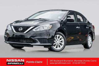 Used 2017 Nissan Sentra SV TOIT OUVRANT / CAMERA DE RECUL / BLUETOOTH for sale in Montréal, QC