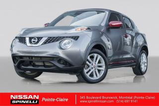 Used 2016 Nissan Juke SV FWD / CAMERA DE RECUL / BLUETOOTH / SIEGES CHAUFFANTS for sale in Montréal, QC