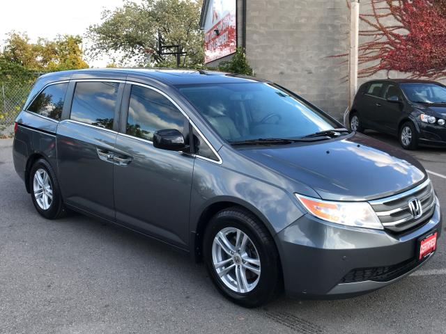 2013 Honda Odyssey EX-L ** SUNROOF, BACKUP CAM, HTD LEATH, DVD,  **