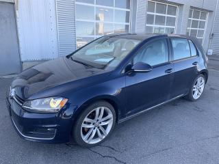 Used 2016 Volkswagen Golf 5-Dr 1.8T Highline 6sp at w/Tip for sale in Gatineau, QC