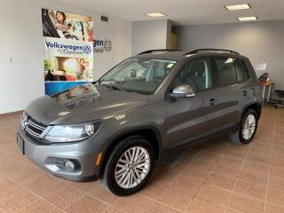 Used 2016 Volkswagen Tiguan Special Edition 2.0T 6sp at w/Tip 4M for sale in Gatineau, QC