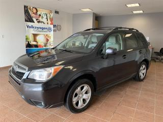 Used 2015 Subaru Forester 2.5i 6sp for sale in Gatineau, QC