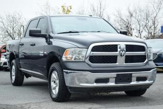 Used 2015 RAM 1500 TRADESMAN CREW 4X4 V8 MAGS for sale in St-Hubert, QC
