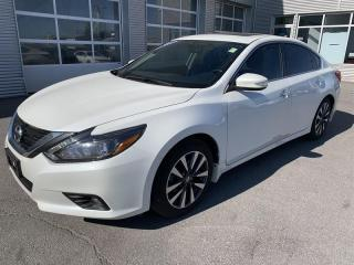 Used 2017 Nissan Altima Sedan 2.5 SL CVT for sale in Gatineau, QC