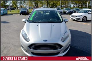 Used 2014 Ford Fiesta SE - 8 PNEUS - BLUETOOTH - AIR CLIM - for sale in St-Léonard, QC
