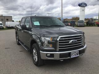 Used 2017 Ford F-150 XLT | 4X4 | Voice Activated Navigation for sale in Harriston, ON