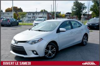 Used 2016 Toyota Corolla LE AMÉLIORÉ - TOIT - MAGS - FOGS - BLUETOOTH for sale in St-Léonard, QC