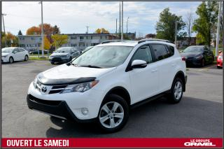 Used 2014 Toyota RAV4 XLE  - AWD - TOIT - BLUETOOTH - CAM RECUL for sale in St-Léonard, QC