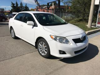 Used 2009 Toyota Corolla LE,ALLOY,P/START,P/W,169K,SAFETY+3YEARS WARRANTY for sale in Toronto, ON