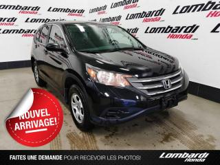 Used 2014 Honda CR-V LX|AUCUN ACCIDENT| for sale in Montréal, QC