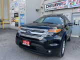 2013 Ford Explorer 7 Psgr, Leather, Navi, AWD