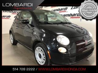 Used 2013 Fiat 500 POP|GR.|AUCUN ACCIDENT| for sale in Montréal, QC