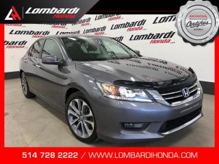 Used 2014 Honda Accord Sport|I4|IMPECCABLE for sale in Montréal, QC