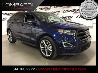 Used 2016 Ford Edge AWD|NAV|BLUETOOTH for sale in Montréal, QC