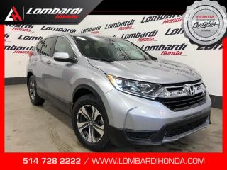 Used 2017 Honda CR-V LX|JAMAIS ACCIDENTÉ| for sale in Montréal, QC