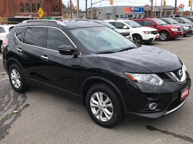 2015 Nissan Rogue SV ** AWD, BACKUP CAM, SUNROOF **