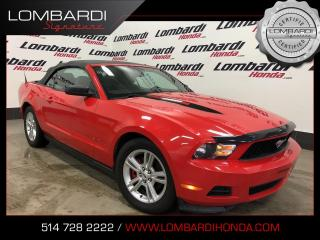 Used 2011 Ford Mustang V6|CONVERTIBLE|AUTO| for sale in Montréal, QC