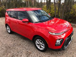 Used 2020 Kia Soul EX Only 17100 km for sale in Perth, ON