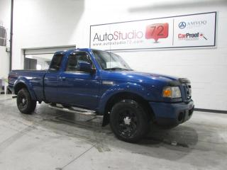 Used 2010 Ford Ranger Sport **AUTOMATIQUE**A/C**COUVERT BOITE* for sale in Mirabel, QC