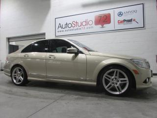 Used 2010 Mercedes-Benz C350 4matic C350 4MATIC **NAVI**TOIT PANO**CUIR** for sale in Mirabel, QC