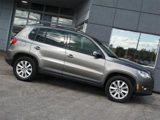 Used 2011 Volkswagen Tiguan COMFORTLINE|PANOROOF|LEATHER|SUNROOF|ALLOYS for sale in Toronto, ON