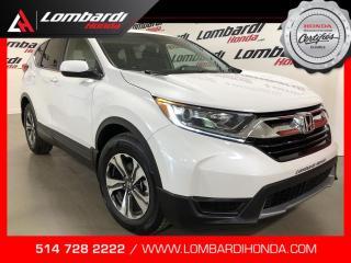 Used 2019 Honda CR-V LX|JAMAIS ACCIDENTÉ|| for sale in Montréal, QC
