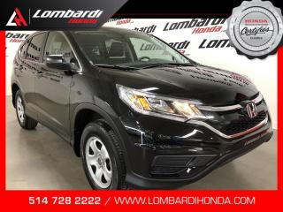Used 2016 Honda CR-V LX|AWD|AUCUN ACCIDENT| for sale in Montréal, QC