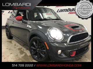 Used 2013 MINI Cooper S S|JOHN COOPER WORKS| for sale in Montréal, QC