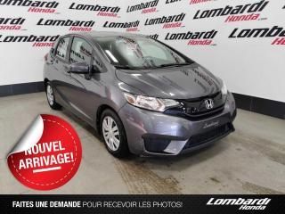 Used 2015 Honda Fit LX|AUCUN ACCIDENT| for sale in Montréal, QC