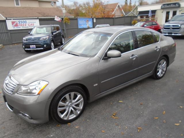 2008 Infiniti M35x Luxury Available in Sutton 905-722-8650