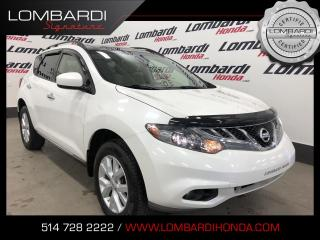 Used 2013 Nissan Murano S|AWD|AUCUN ACCIDENT| for sale in Montréal, QC