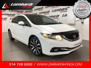 Used 2013 Honda Civic TOURING|NAVI|MAGS|IMPECCABLE| for sale in Montréal, QC