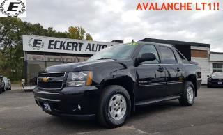 Used 2012 Chevrolet Avalanche LT 1  EXCELLENT CONDITION!! for sale in Barrie, ON