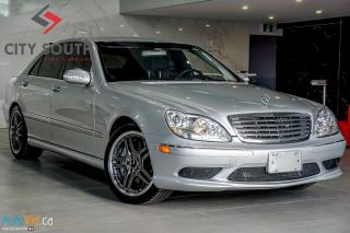 Used 2006 Mercedes-Benz S-Class S65 AMG for sale in Toronto, ON