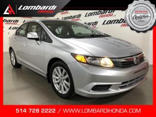 Used 2012 Honda Civic EX|TOIT|MAGS|BLUETOOTH| for sale in Montréal, QC