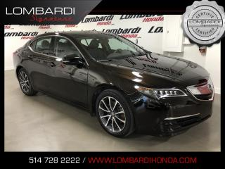 Used 2015 Acura TLX V6|TECH|SH-AWD|NAVI|CAM| for sale in Montréal, QC