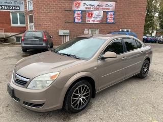 Used 2008 Saturn Aura XE/2.4L/2 SETS OF TIRES/SAFETY INCLUDED for sale in Cambridge, ON