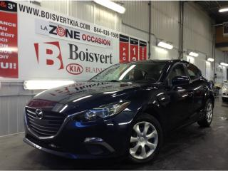Used 2016 Mazda MAZDA3 4dr HB Sport Auto GX for sale in Blainville, QC