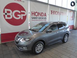 Used 2017 Nissan Rogue SL for sale in St-Georges, QC